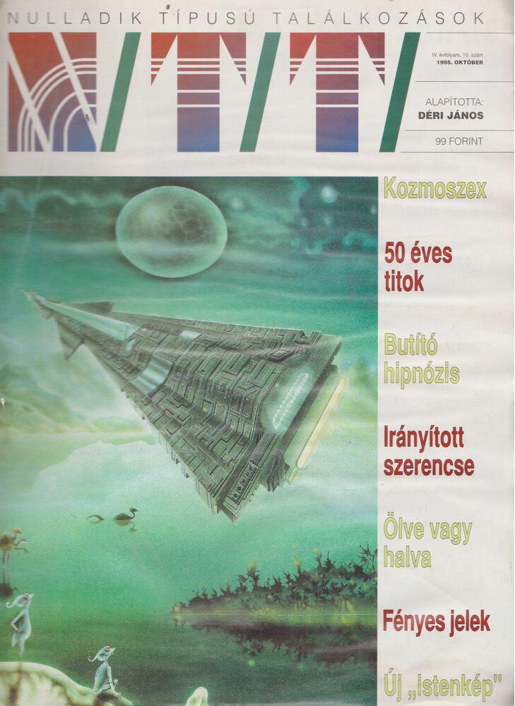 NTT - Nulladik típusú találkozások 1995. október