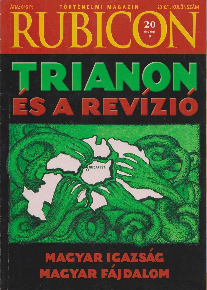 20 éves a Rubicon 2010/1 (különszám)