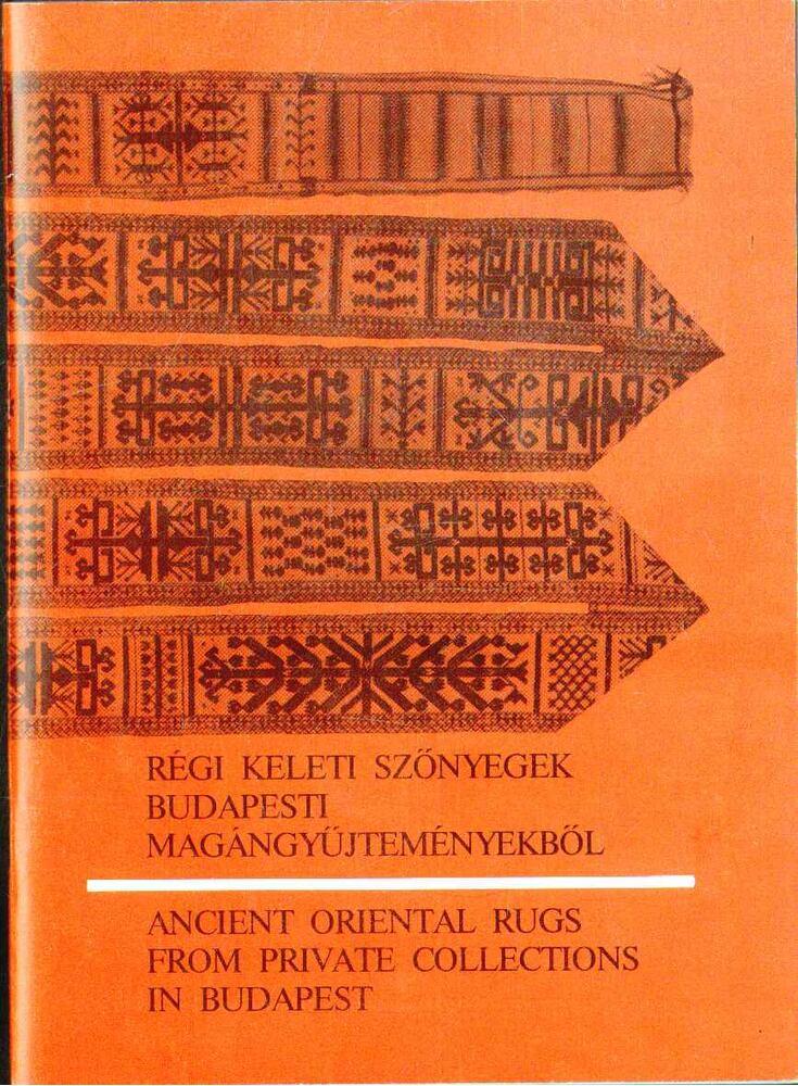 Régi keleti szőnyegek budapesti magángyűjteményekből