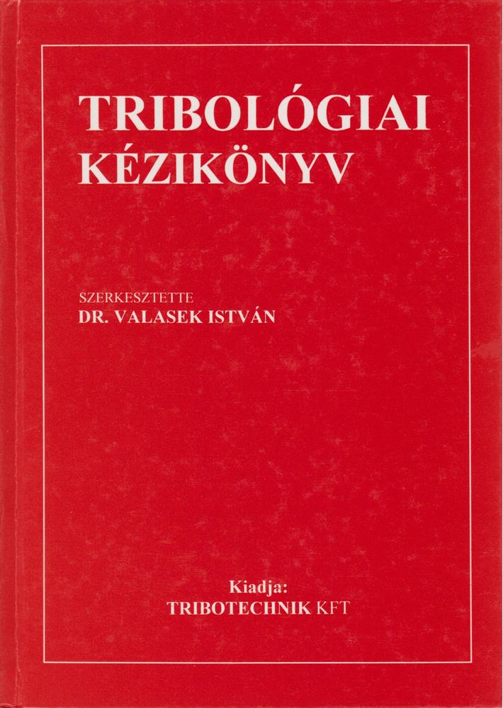 Tribológiai kézikönyv