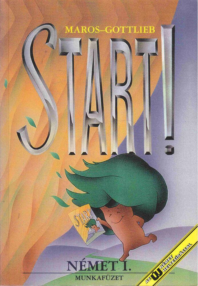 Start! Német 1. munkafüzet