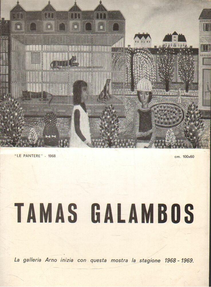Tamas Galambos