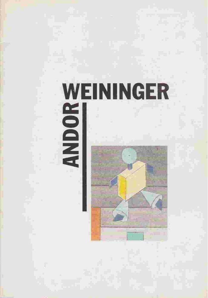 Weininger Andor és a pécsi művészkör