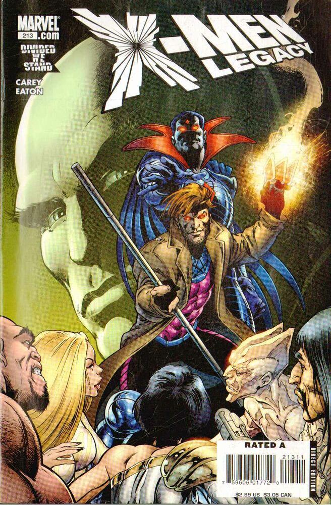 X-Men: Legacy No. 213