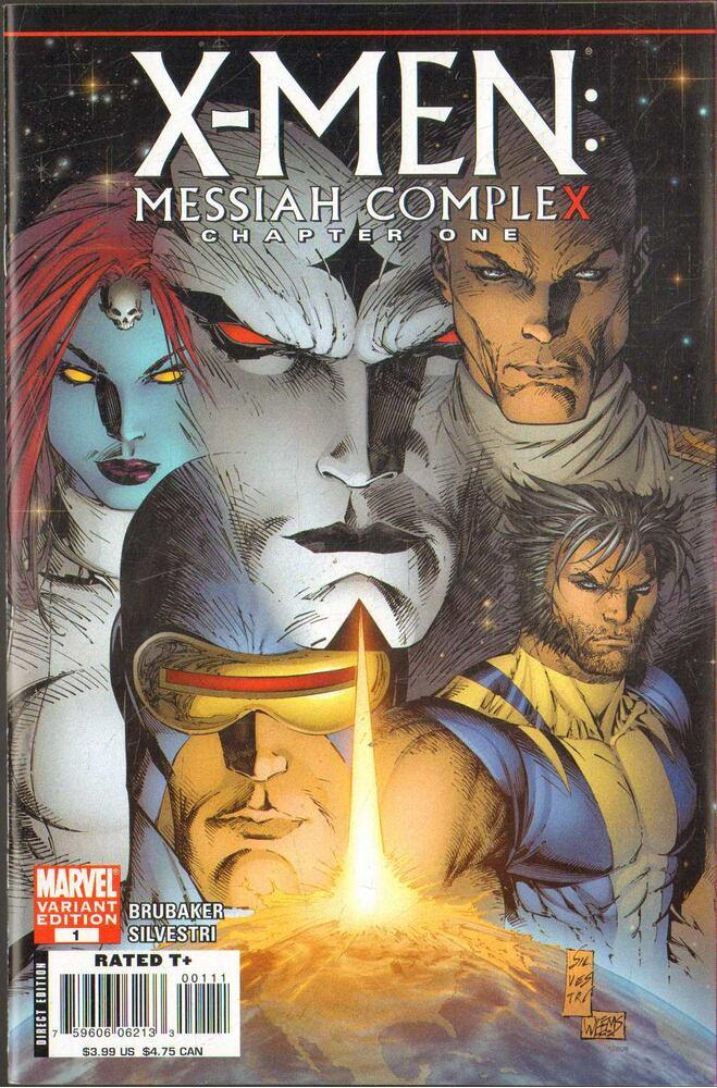 X-Men: Messiah Complex No. 1
