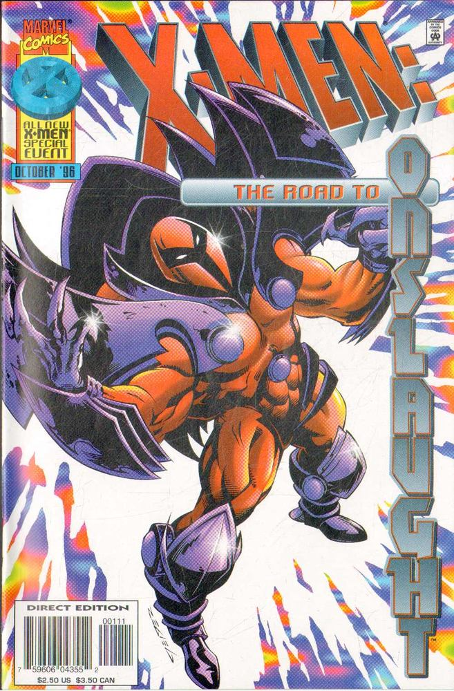 X-Men: Road to Onslaught Vol. 1. No. 1