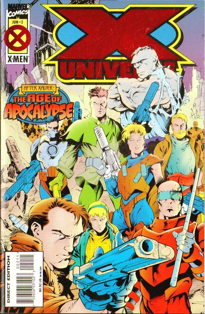 X-Universe Vol. 1 No. 2