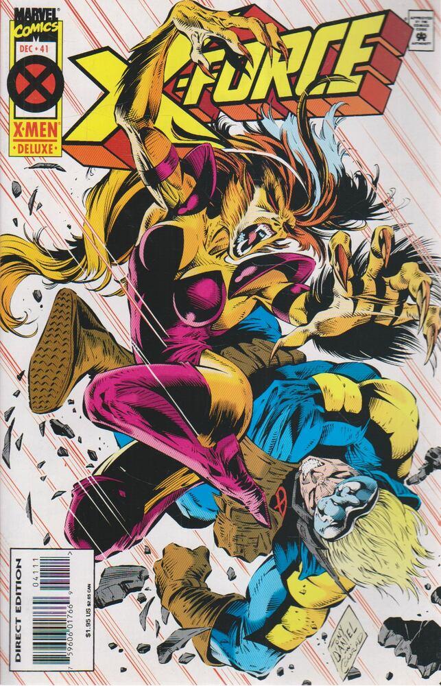 X-Force Vol. 1. No. 41