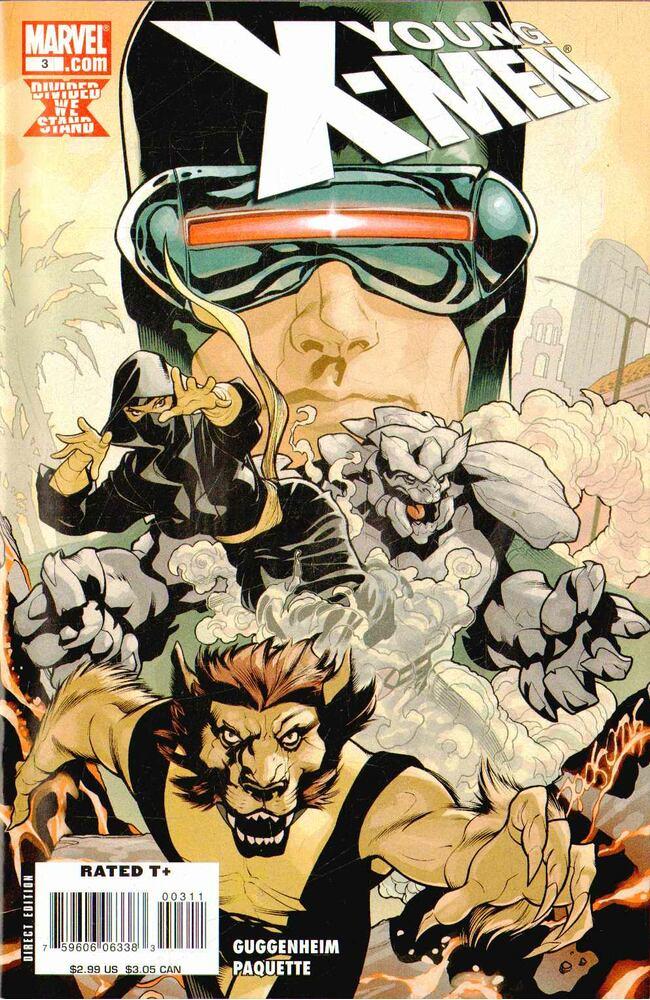 Young X-Men No. 3