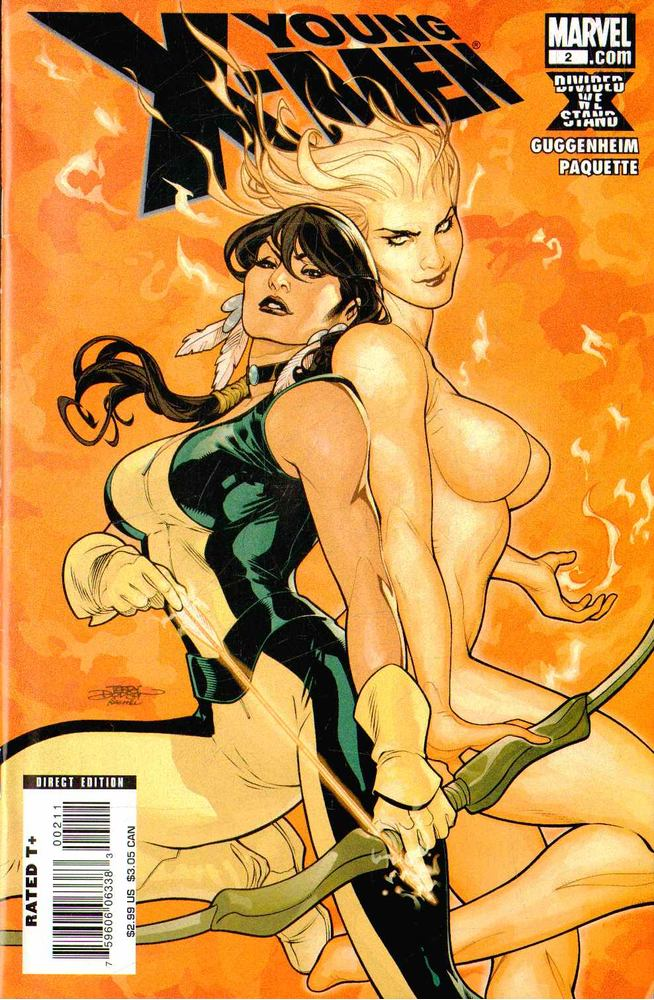 Young X-Men No. 2