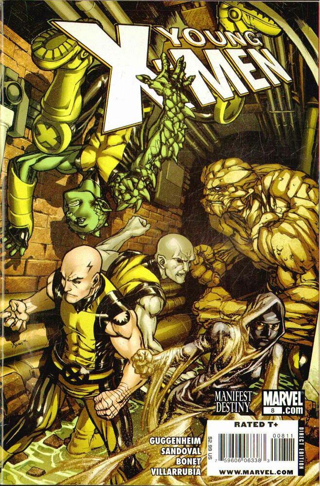 Young X-Men No. 8