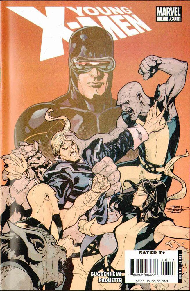 Young X-Men No. 5