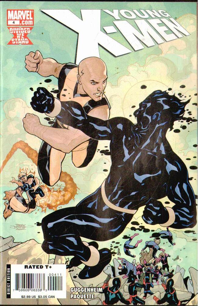 Young X-Men No. 4