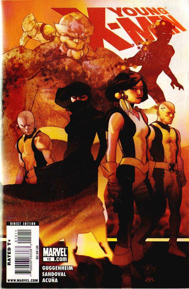 Young X-Men No. 12