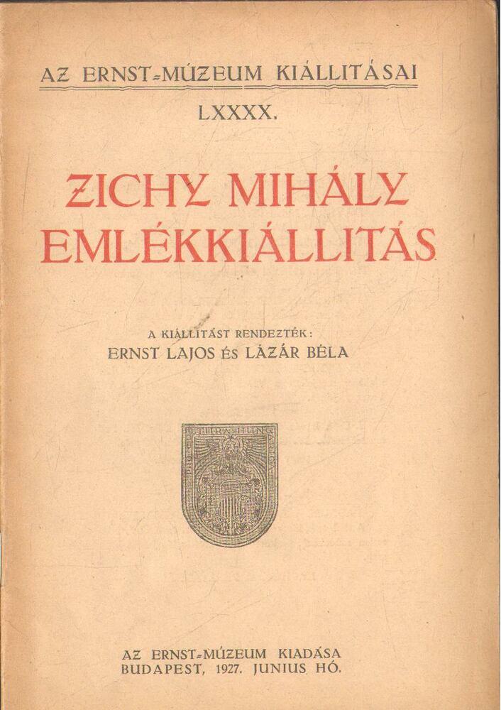Zichy Mihály emlékkiállítás