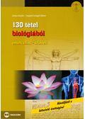 130 tétel biológiából, emelt szint - szóbeli