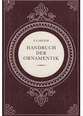 Handbuch der Ornamentik
