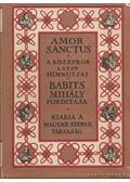 Amor Sanctus - Szent szeretet könyve