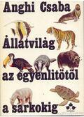 Állatvilág az egyenlítőtől a sarkokig - Anghi Csaba