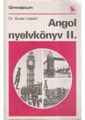 Angol nyelvkönyv II.