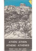 Athén (térkép)