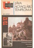 Univerzum 73/12 - Jáva agyaglábú temploma