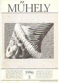 Műhely 1996. XIX. évfolyam 3. szám