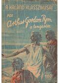 Arthur Gordon Pym a tengerész