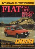 Fiat, Uno, Tipo, Regeta, Ritmo kezelési és karbantartási utasítások