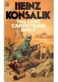 The Last Carpathian Wolf