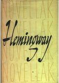 Hemingway Novellák