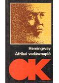 Afrikai vadásznapló