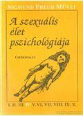 A szexuális élet pszichológiája