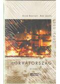 Horvátország - útikönyv és térkép