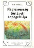 Magyarország történeti topográfiája