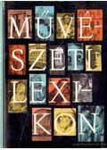 Művészeti lexikon III. kötet (L-Q)