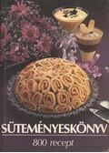 Süteményeskönyv - 800 recept