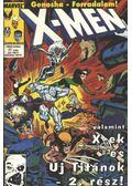 X-Men 1995/6. 27. szám