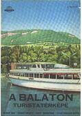 A Balaton turistatérképe
