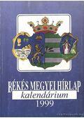 Békés Megyei Hírlap kalendáriuma 1999.