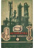 Automatika elemek katalógusa - Beleznai Károlyné