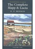 The Complete Mapp and Lucia Volume One - BENSON, E.F.