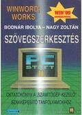Szövegszerkesztés - Bodnár Ibolya - Nagy Zoltán