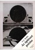 Az építészet poézise - Boullée, Étienne-Louis