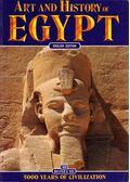 Art and History of Egypt - Carpiceci, Alberto Carlo