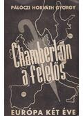 Chamberlain a felelős
