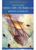 Three Sea Stories - Typhoon - Falk - The Shadow-line - CONRAD,JOSEPH