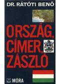 Ország, címer, zászló - Dr.Rátóti Benő