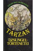 Tarzan dzsungeltörténetei - Edgar Rice Burroughs