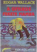A gyilkos fekete mamba - Edgar Wallace